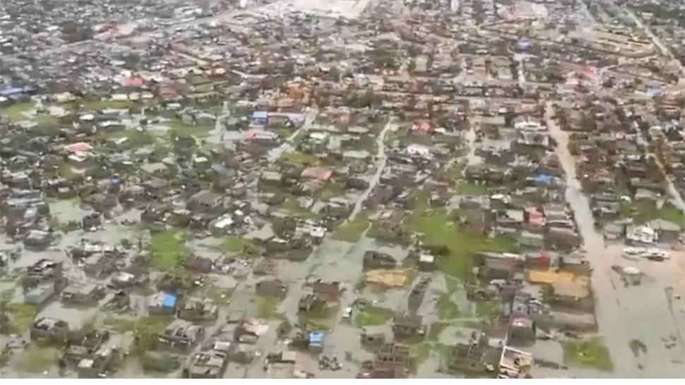 Death toll in Mozambique' Cyclone Idai, floods could surpass 1,000: President Filipe Nyusi