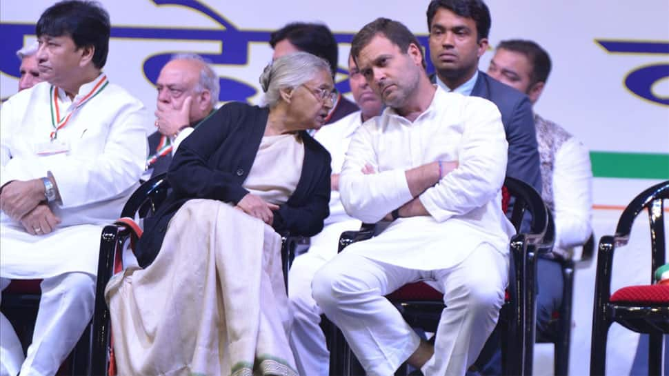 Coalition with AAP will 'harm' Congress in long run: Sheila Dikshit writes to Rahul and Sonia