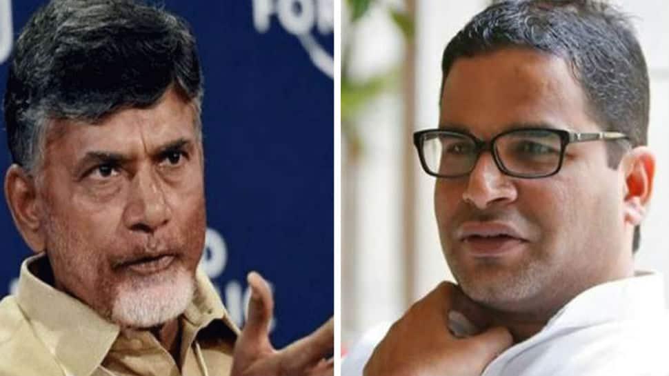 Prashant Kishor hits back at Chandrababu Naidu after being called 'Bihari dacoit'