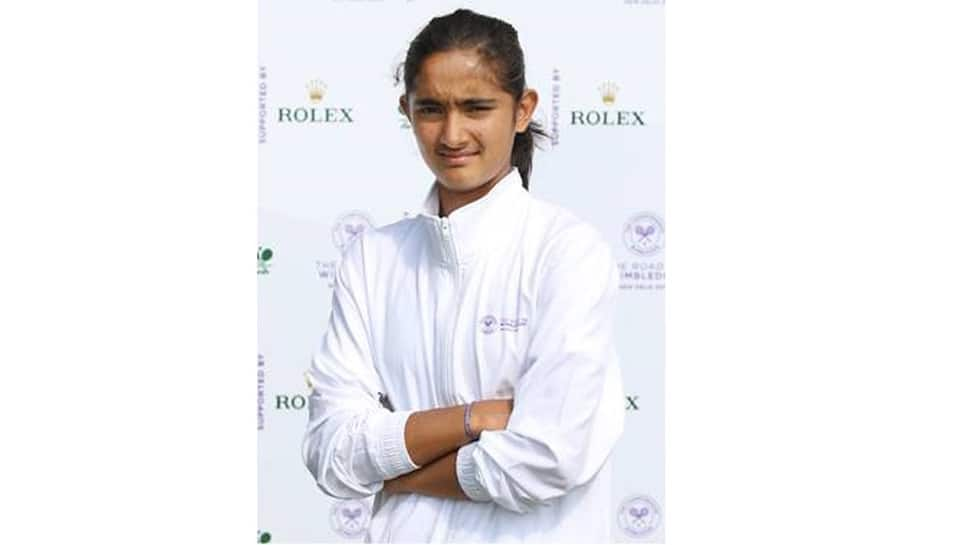 Haryana's Anjali Rathi clinches Road to Wimbledon girls title