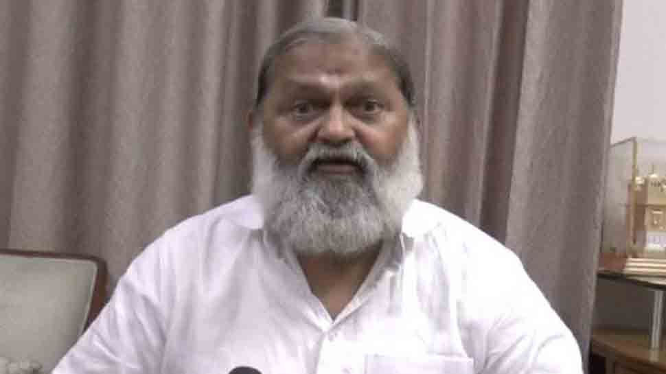 Anil Vij mocks Rahul Gandhi, asks Congress workers to add 'Pappu' to their names