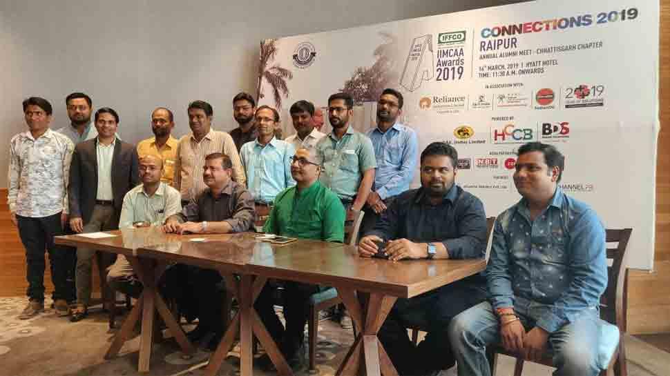 IIMCAA Connections 2019 held in Raipur, Jaipur