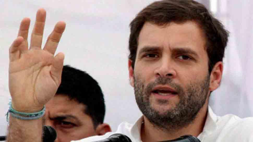 Rahul Gandhi pledges to restore special status to northeastern states