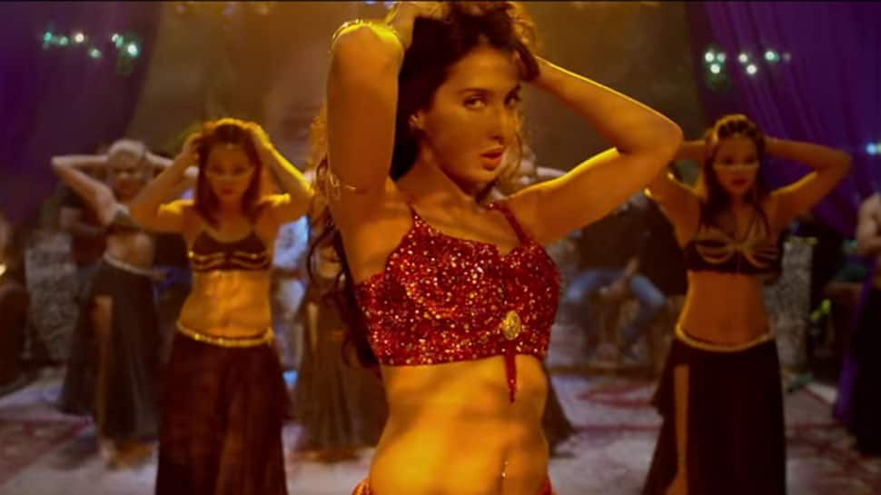 Nora Fatehi and Varun Dhawan's impromptu dance on 'Dilbar' song is breaking the internet—Watch