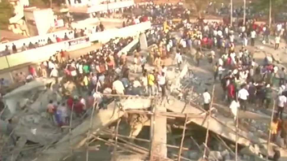 Dharwad building collapse: Karnataka CM Kumaraswamy expresses shock, assures of all help in rescue operation