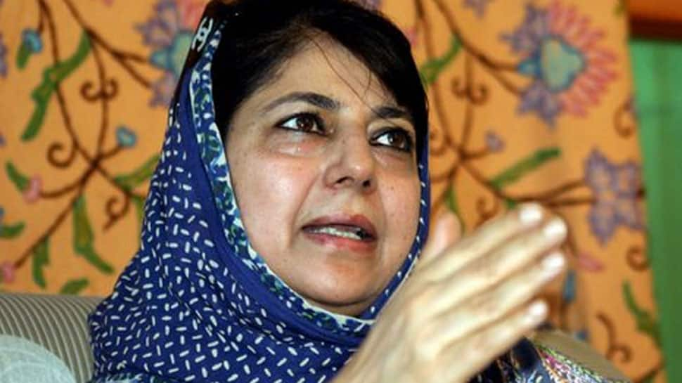 PDP to contest all six Lok Sabha seats in J&K: Mehbooba