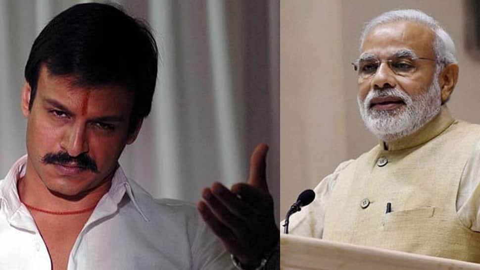 Vivek Oberoi unites with father Suresh Oberoi for 'PM Narendra Modi'