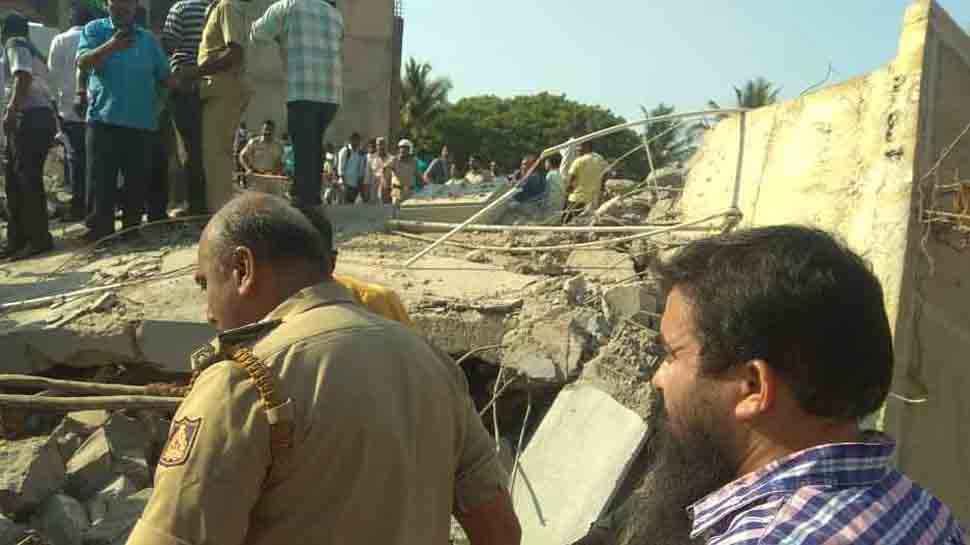 Dharwad building collapse toll rises to 5; several still feared trapped inside debris