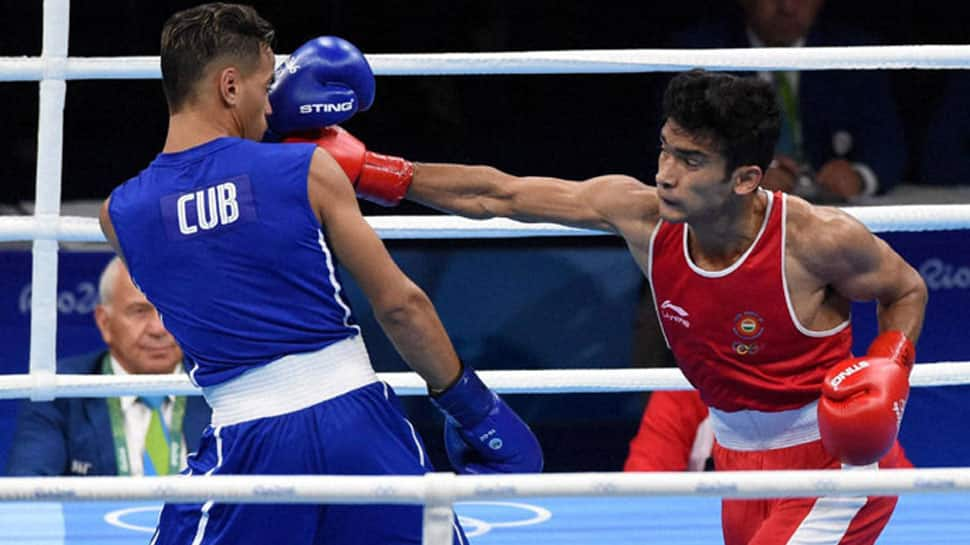Amit Panghal, Shiva Thapa in Indian men's boxing team for Asian Championships