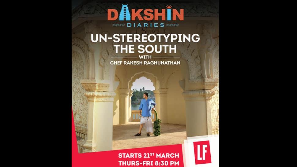 LF introduces Dakshin Diaries and Chef Rakesh Raghunathan March 20