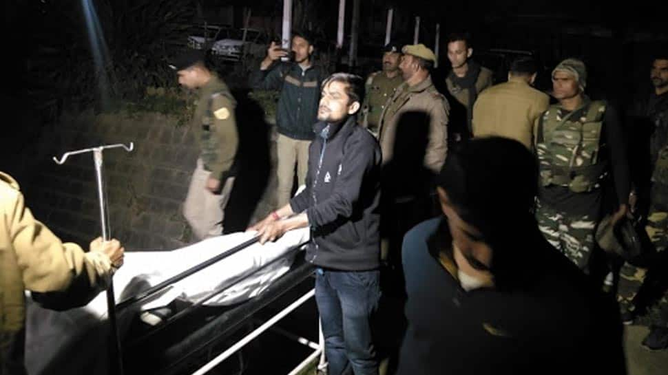 3 CRPF personnel shot dead by colleague in Jammu and Kashmir's Udhampur