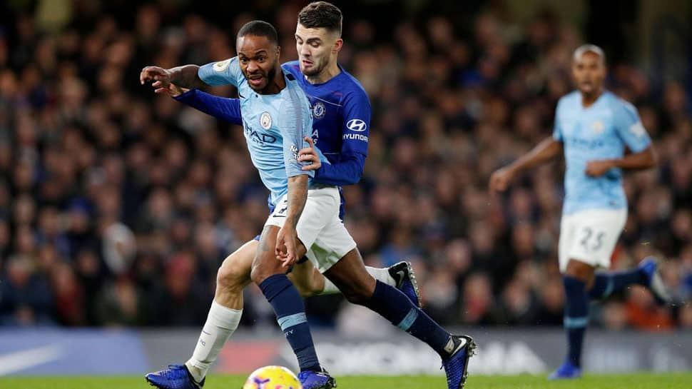 Manchester City's Raheem Sterling treated differently by British media, says Paul Pogba