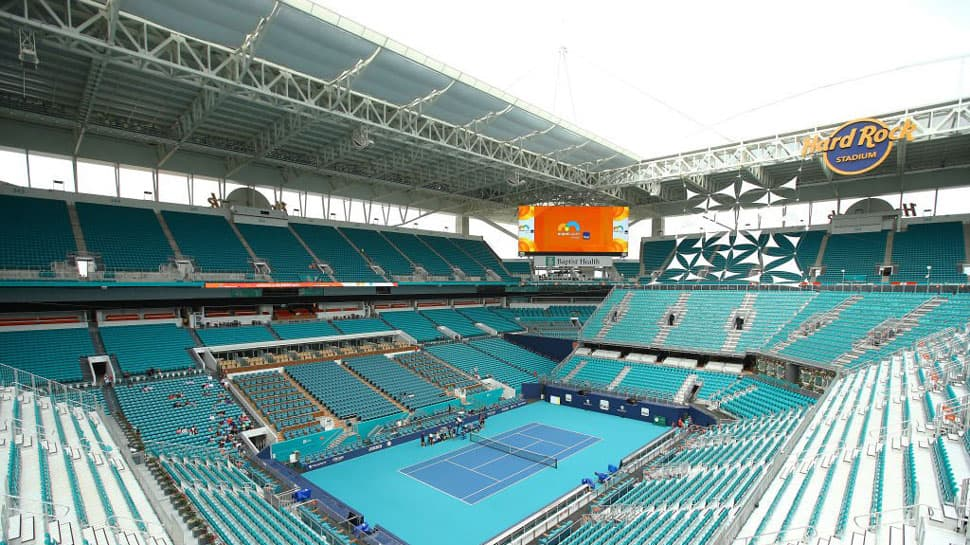 Miami Open: Rain continues to hamper proceedings