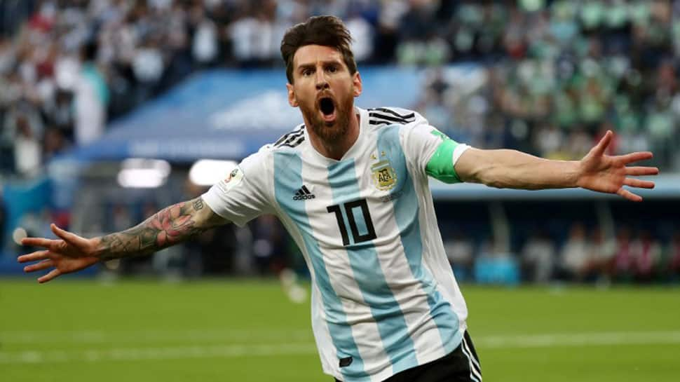 Barcelona Superstar Lionel Messi Suffers Injury Scare on International Duty With Argentina