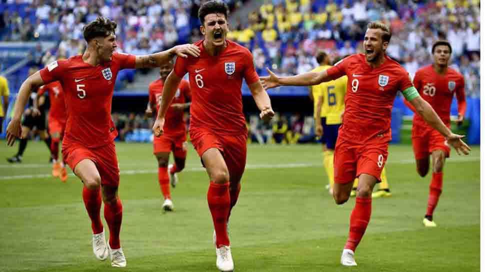 Harry Maguire is England's weak link, says Czech striker Matej Vydra