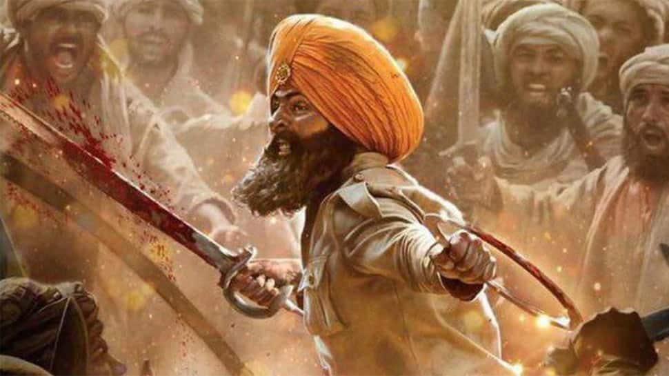 Kesari movie review: Formulaic, forced patriotic tale