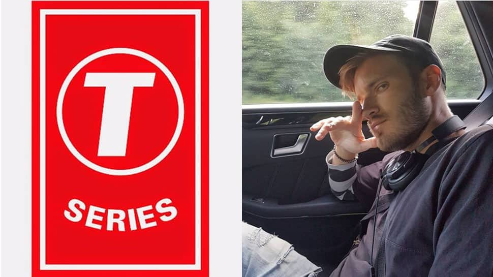T-Series finally races ahead of PewDiePie to become world's biggest YouTube channel