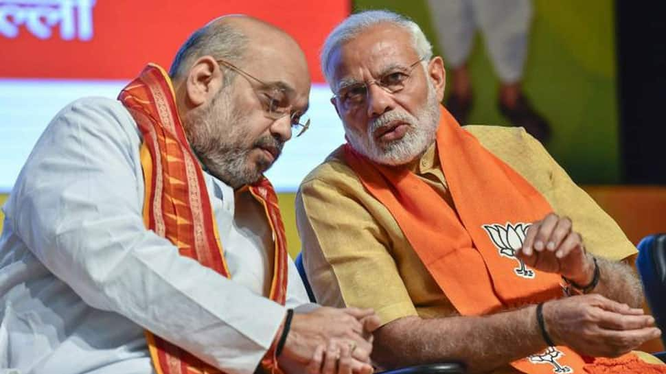 BJP drops sitting MPs including Union minister in Chhattisgarh in its first list