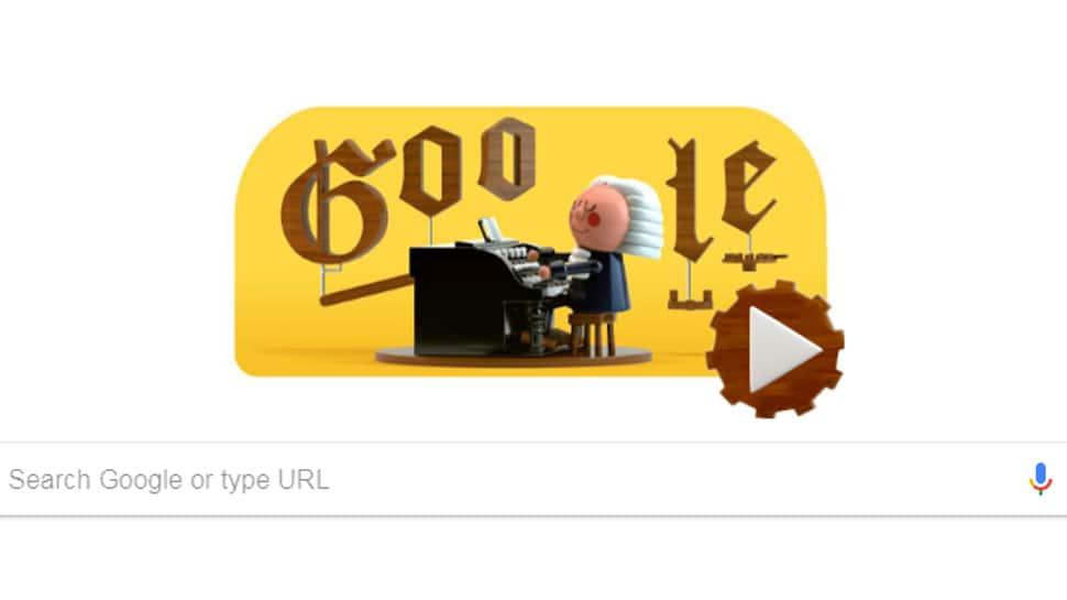 Google celebrates musician Johann Christian Bach with AI-powered doodle