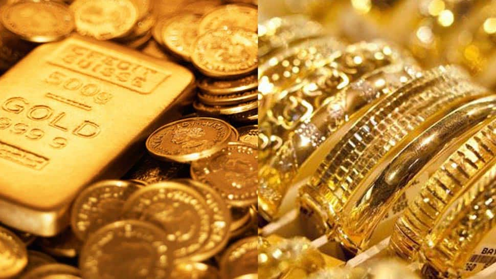 More than 100 kg gold seized in Uttar Pradesh's Ghaziabad