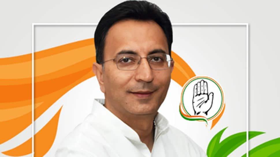 Senior Congress leader Jitin Prasada likely to join BJP