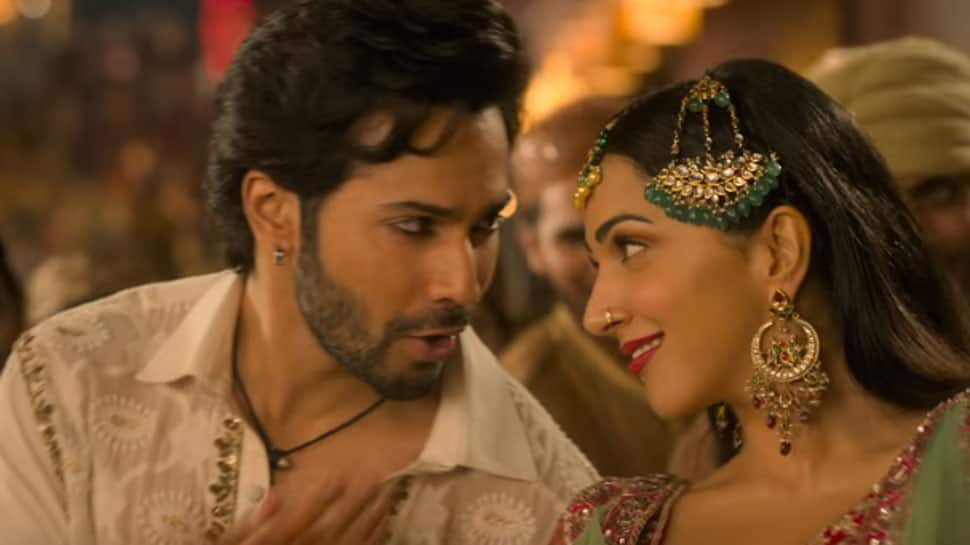 Kiara Advani And Varun Dhawan's Kalank Song First Class Hai