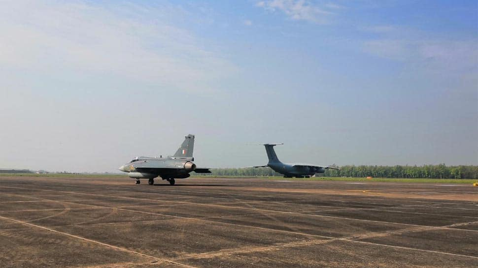 2 IAF Tejas fighters depart for LIMA 2019 in Malaysia