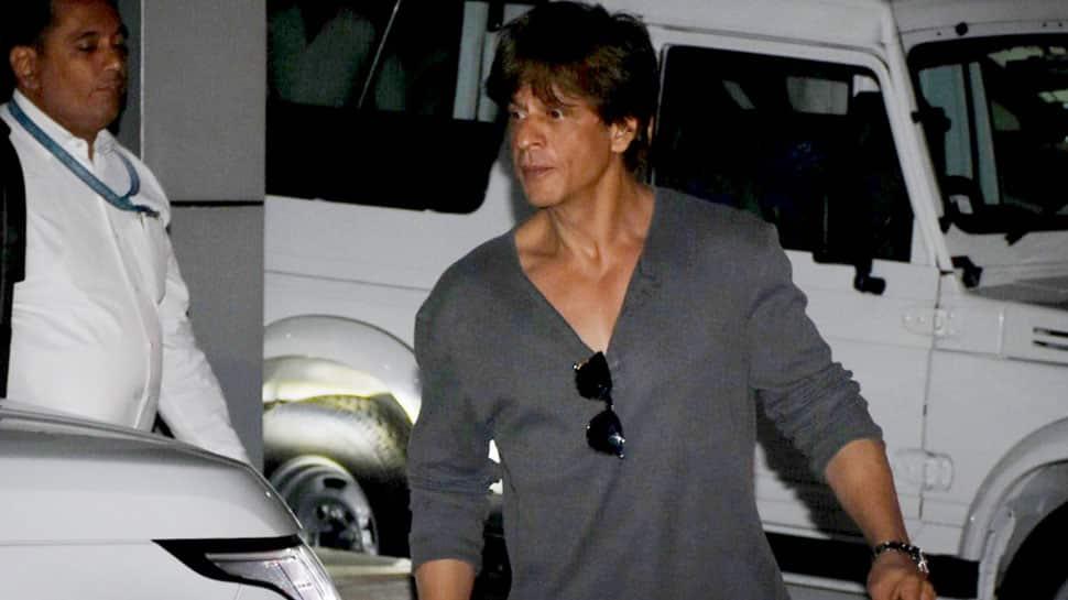 Shah Rukh Khan joins Captain America, Iron Man, Thor in Dubai
