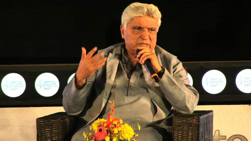 Javed Akhtar 'shocked' to find himself credited in PM Narendra Modi biopic
