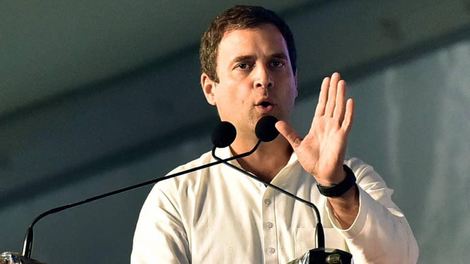 Ahead of Lok Sabha election, Congress chief Rahul Gandhi to hold his first poll rally in Bihar's Purnea on Saturday