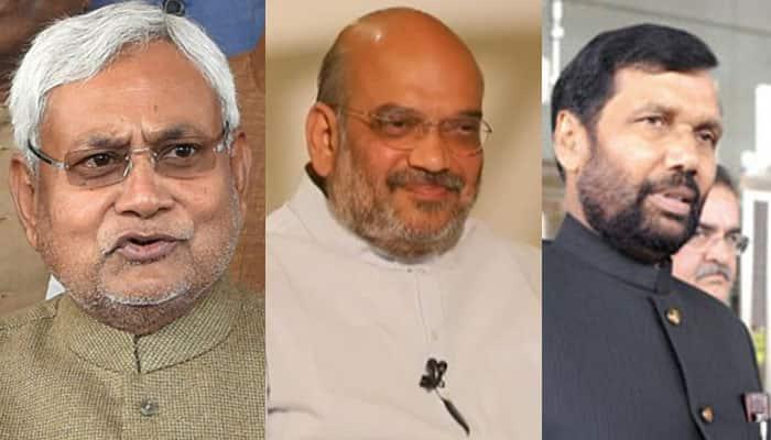 Bihar NDA announces Lok Sabha election 2019 candidates, BJP repeats most sitting MPs, Ravi Shankar Prasad gets Patna Sahib