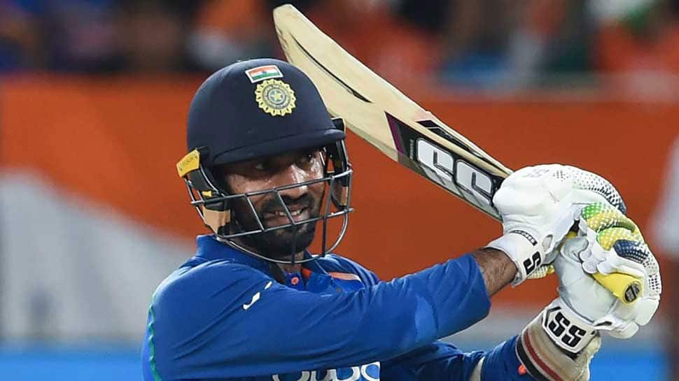 It's better not to think about World Cup selection, says Dinesh Karthik