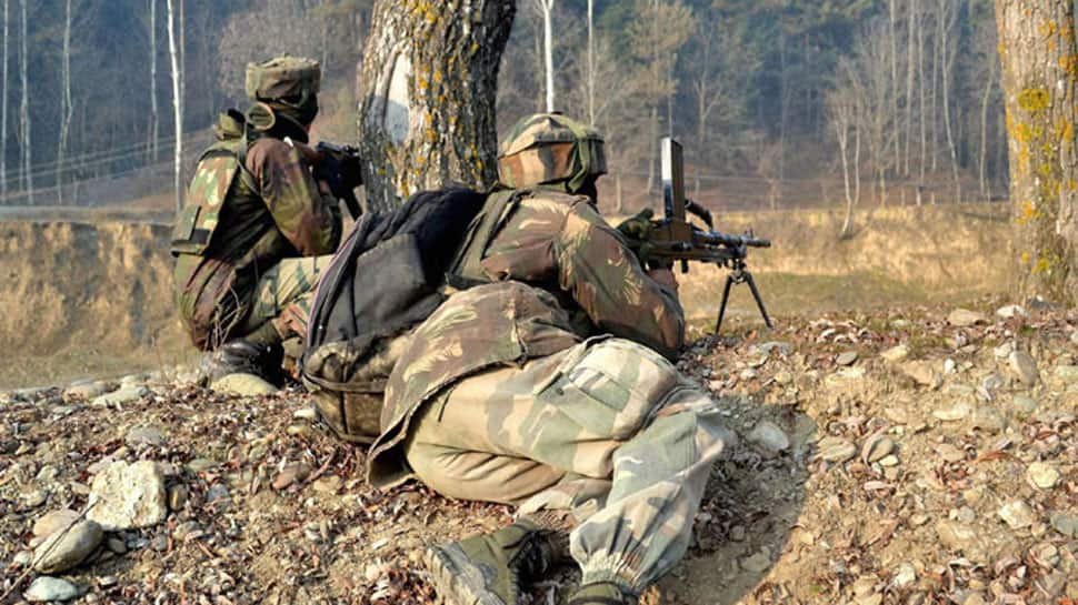 2 terrorists killed in encounter with security forces Jammu and Kashmir's Sopore