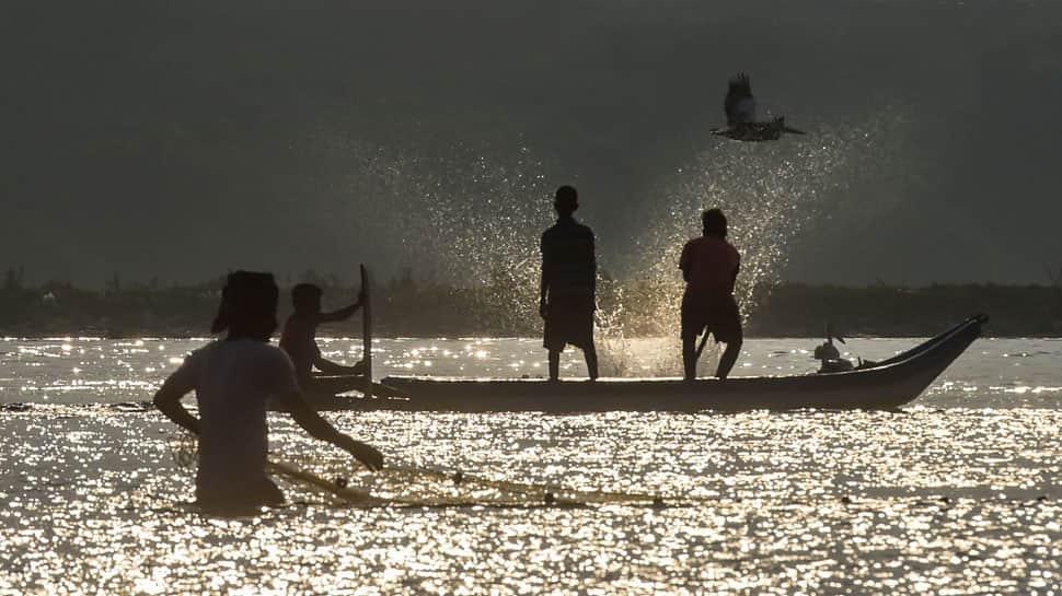 Sri Lanka arrests 11 India fishermen, damage over 50 fishing nets