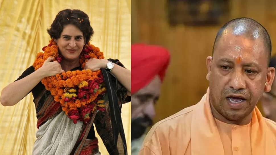 CM Yogi Adityanath hits back at Priyanka Gandhi for attacking him over unpaid dues of sugarcane farmers in Uttar Pradesh