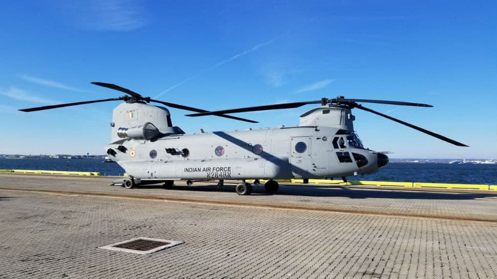 IAF inducts 4 Chinook helicopters: All you need to know
