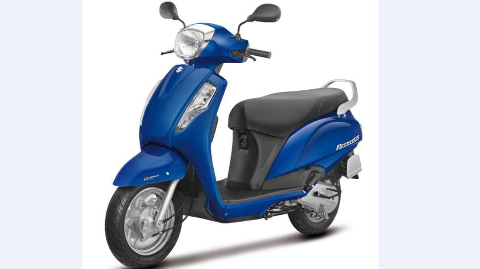 Suzuki Access 125 Drum Brake variant gets Combined Braking System