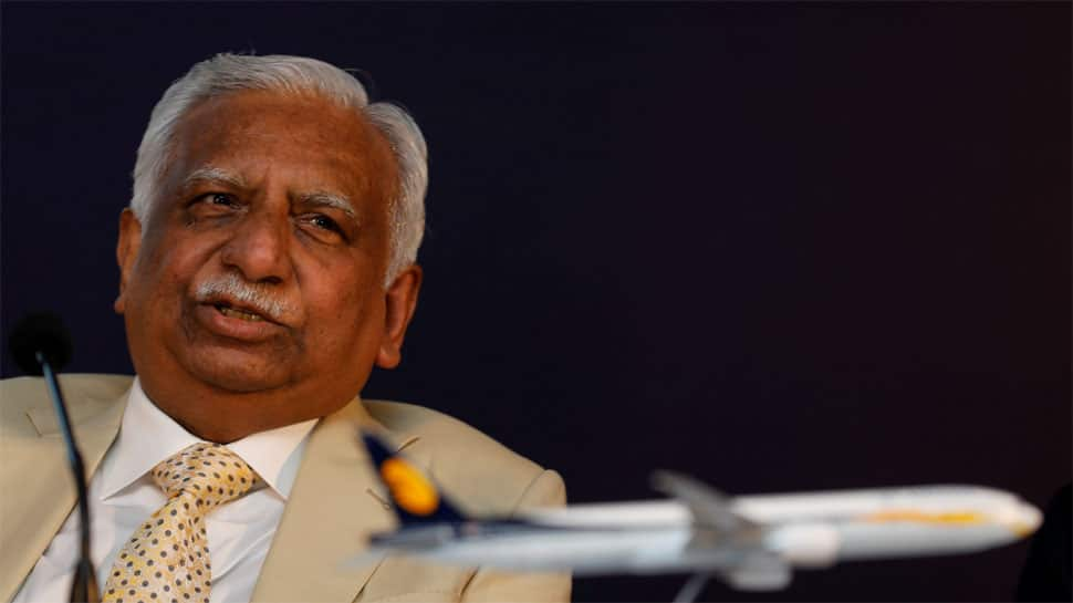 Jet Airways founder Naresh Goyal, wife step down from board