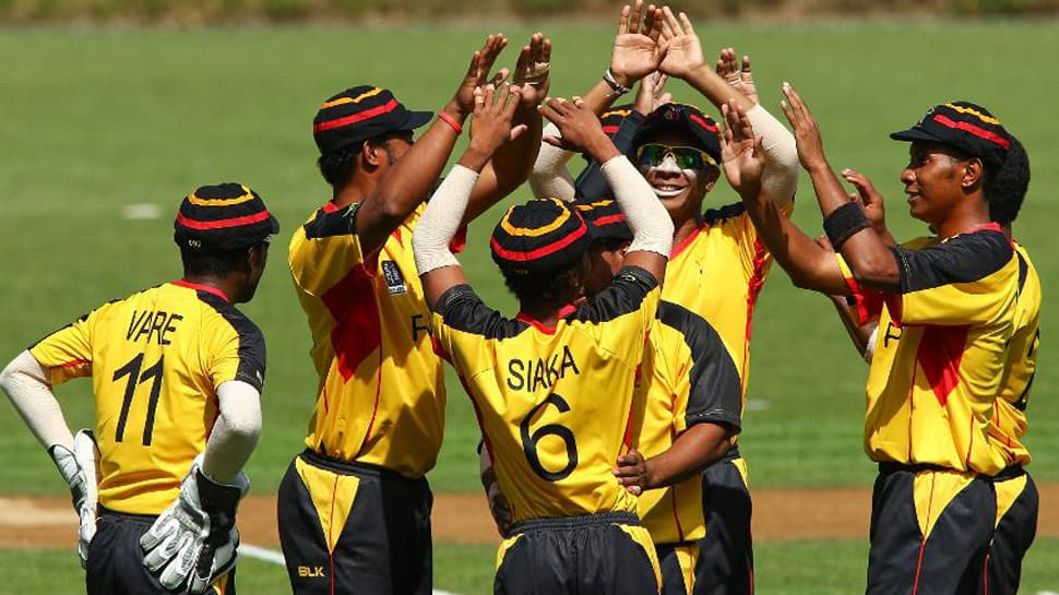 PNG qualify for the ICC Men's T20 World Cup Qualifier 2019