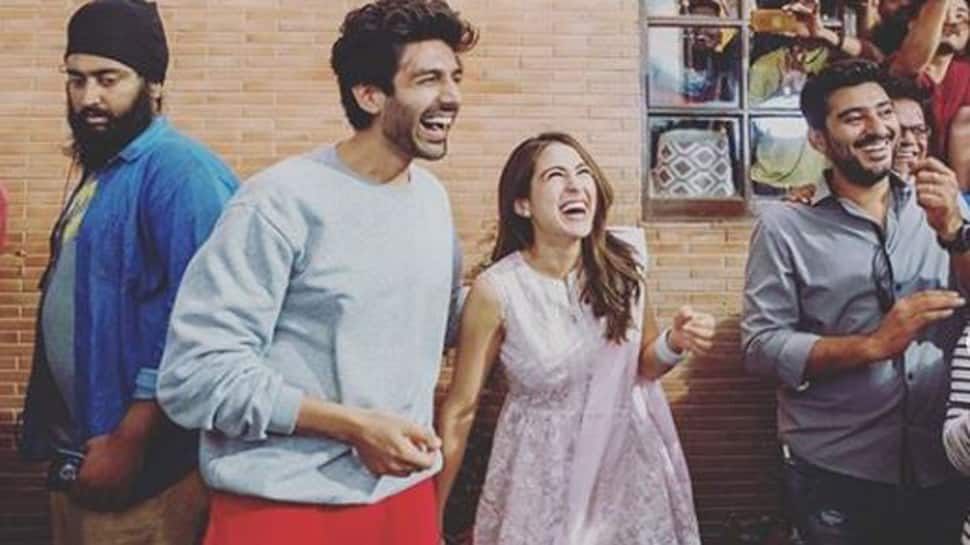 Sara Ali Khan, Kartik Aryan wrap up the first schedule of their upcoming film