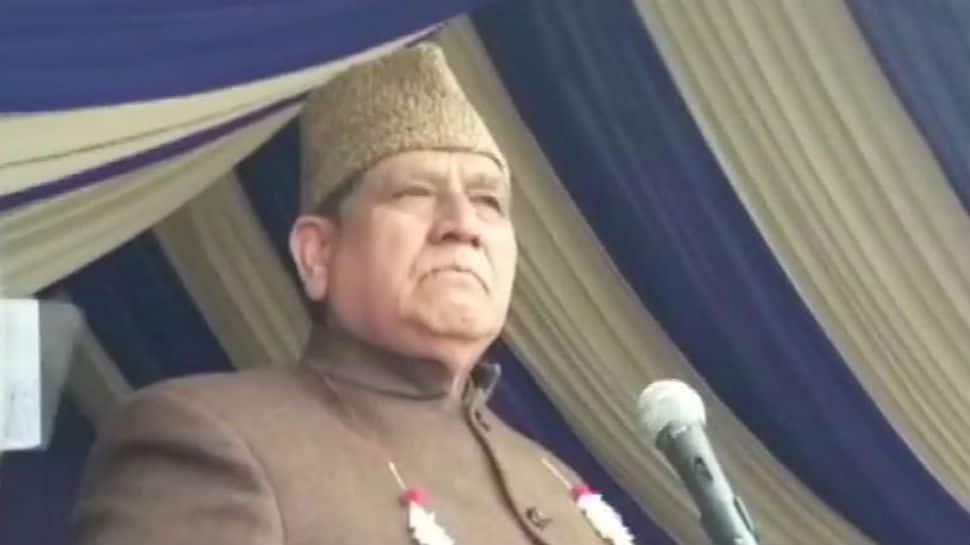 BJP seeks disqualify of NC candidate Mohmmad Akbar Lone for raising 'pro-Pak slogans'