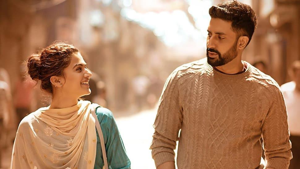 Abhishek Bachchan-Taapsee Pannu to star in Sanjay Leela Bhansali's film on Sahir Ludhianvi-Amrita Pritam?