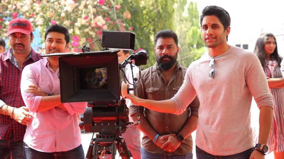 Tollywood film Manmadhudu 2 goes on floors