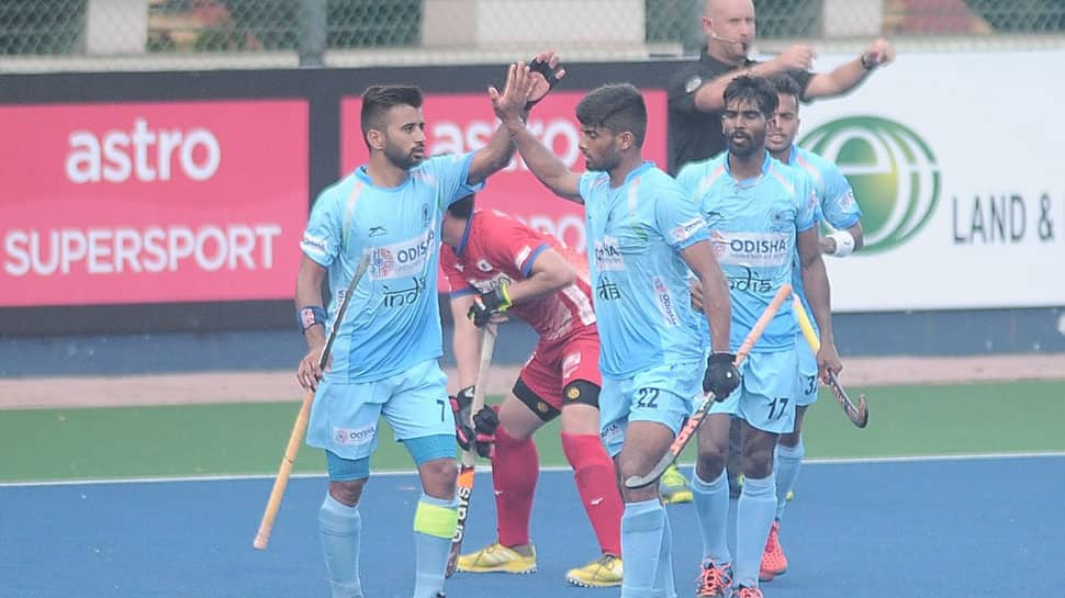 Sultan Azlan Shah Hockey Cup: India beat Malaysia 4-2 to go joint-top of table