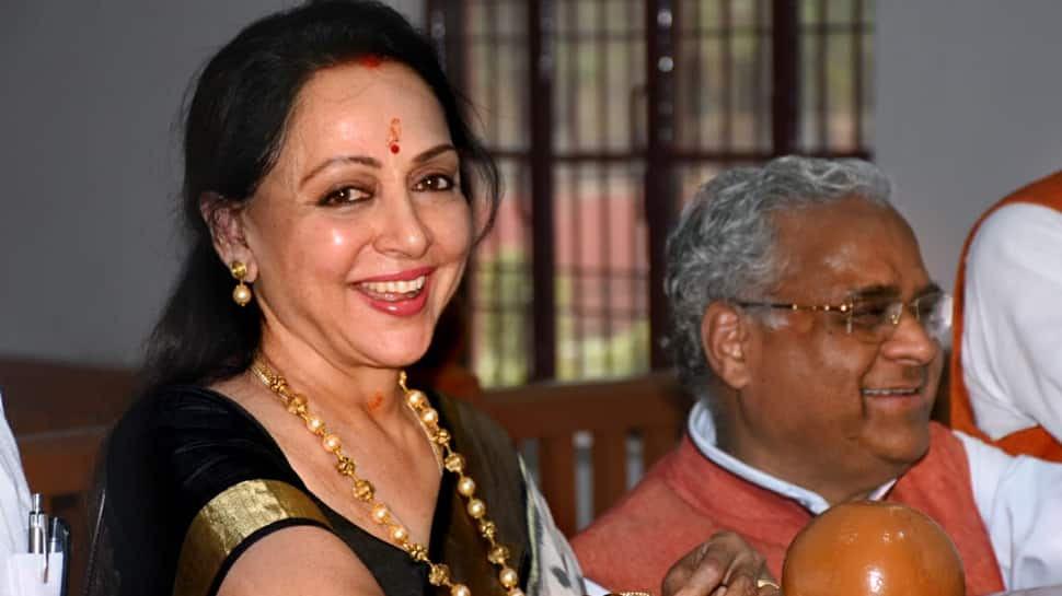 Hema Malini, BJP Lok Sabha candidate from Mathura, discloses asset worth Rs 100 crore in affidavit to poll panel