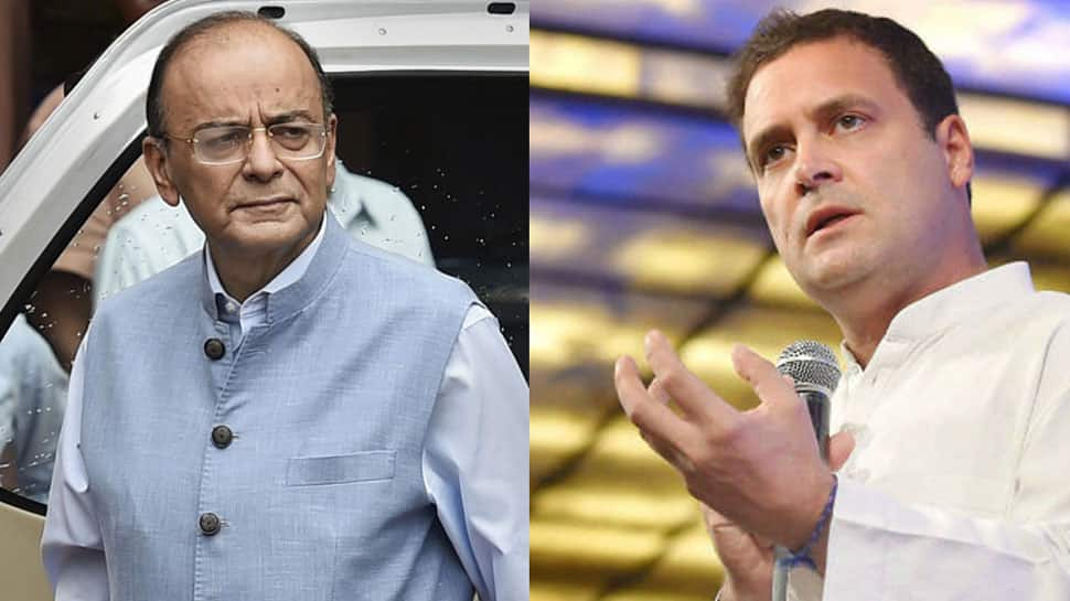 Rahul Gandhi will just have 3 words to say if you take out lies and bluffs from his speech: Arun Jaitley