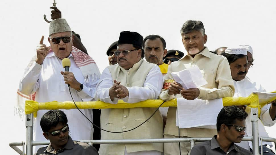 YS Jagan was ready to give Rs 1500 crore to be CM: Farooq Abdullah in Andhra