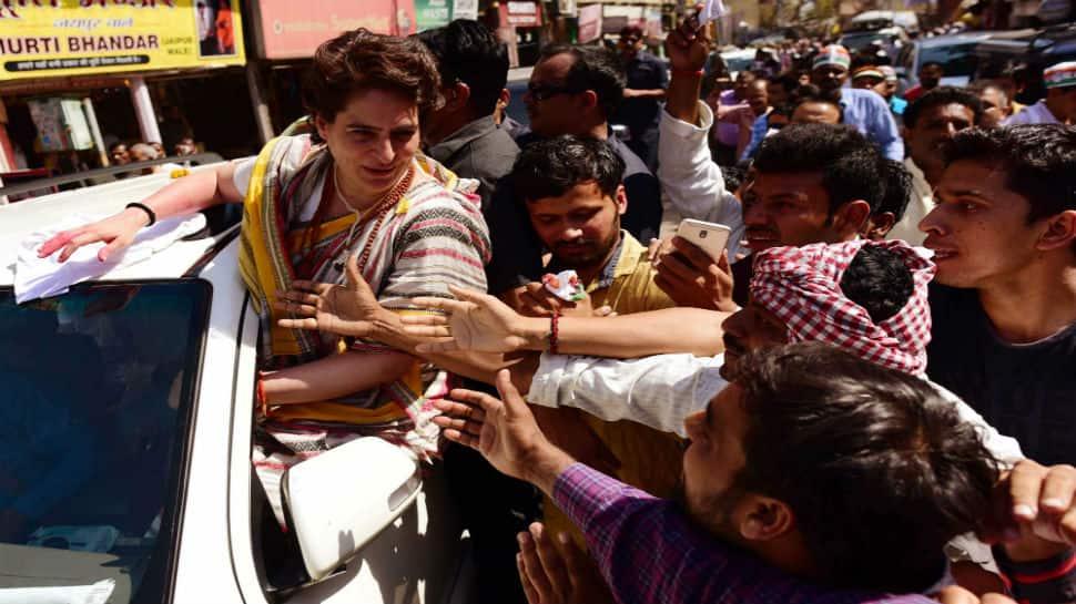 Lok Sabha 2019 election: Priyanka Gandhi Vadra to visit Amethi today