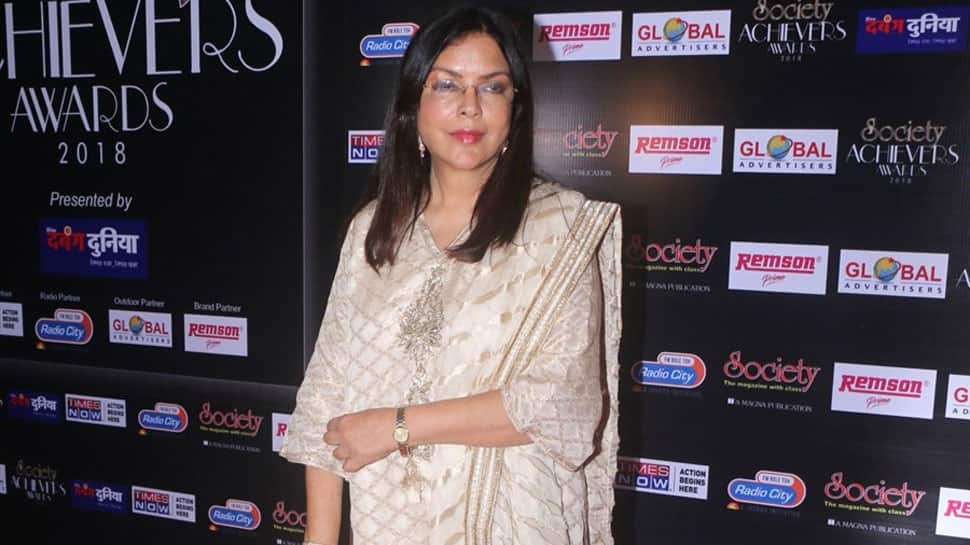 Zeenat Aman to open UK Asian Film Festival in London