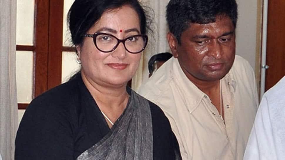 Actress Sumalatha and 3 other namesakes to contest from Mandya Lok Sabha constituency in Karnataka
